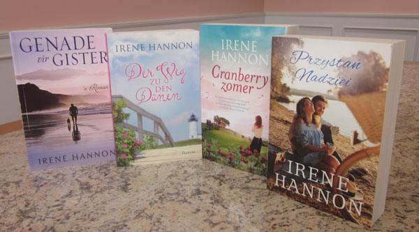 Official Website of Irene Hannon, Bestselling Novelist and